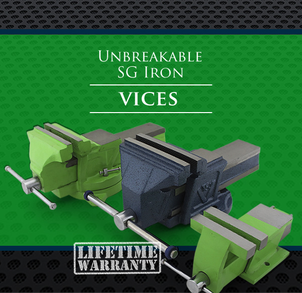 Unbreakable SG Iron Vices